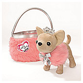Chichilove Beauty Princess Dog In Handbag
