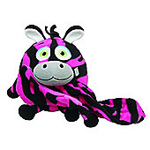 Snuggle Pets 120cm J-Animals Junior Zebra