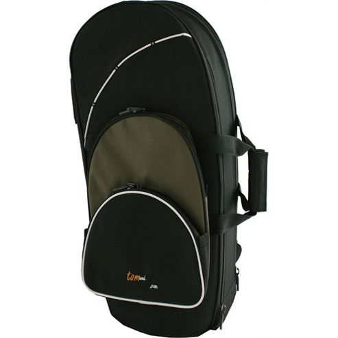 Tom and Will Tenor Horn Gig Bag - Black/Olive/Grey