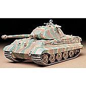 German King Tiger Porsche Turret - 1:35 Scale Military - Tamiya