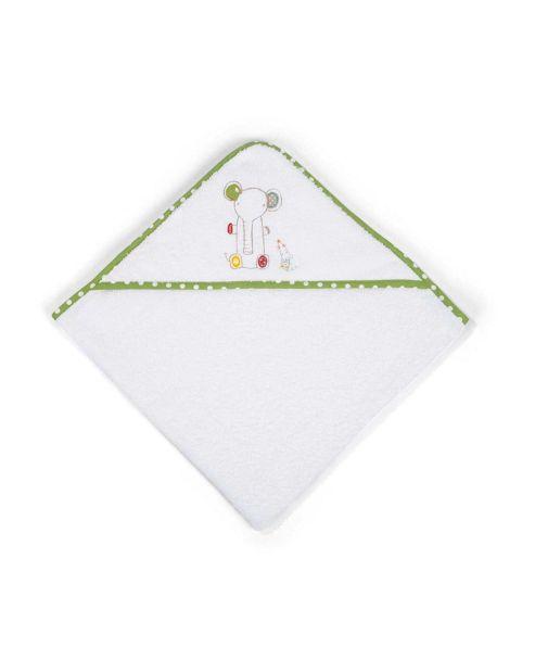 Mamas & Papas - Elfie & Mop - Hooded Towel