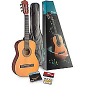 Rocket C510 1/2 Size Classical Guitar Package