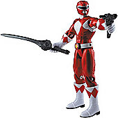 Power Rangers Megaforce 10cm Metallic Force Figure - Mighty Morphin' Red Ranger