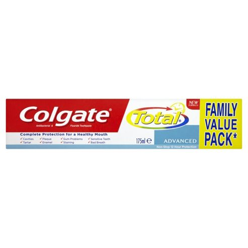 Colgate Total Advanced Toothpaste 175Ml.