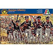 Napoleonic Wars - Russian Infantry - 1:72 Scale - 6073 - Italeri