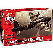 Airfix A07002 Short Sterling Bi / Biii 1:72 Aircraft Model Kit