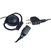 Maplin Cobra Easy-Ear Microphone and Earpiece with PTT