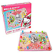 Pressman - Hello Kitty Pop N Play Game