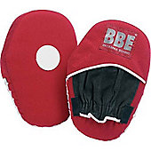 BBE Curved Lightweight Canvas Hook & Jab Pads