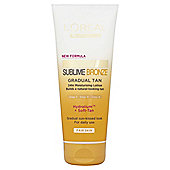 Sublime Bronze Gradual Tan Fair 200Ml