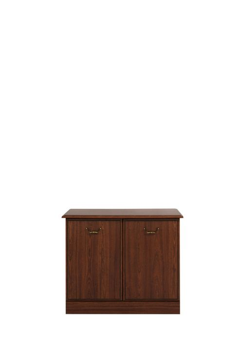 Caxton Byron Two Door Sideboard in Mahogany