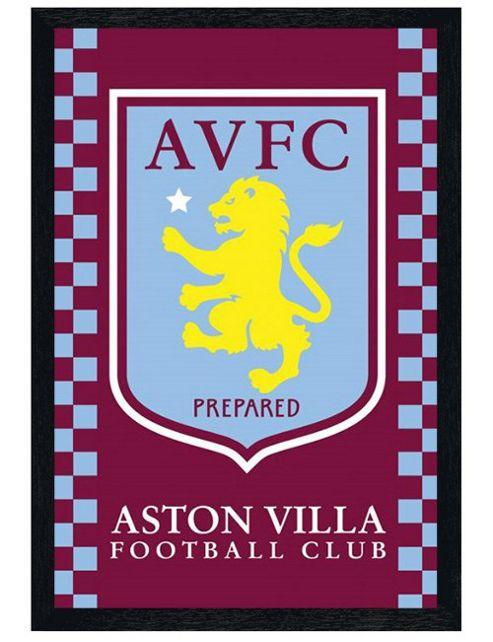 Aston Villa Cake Tesco