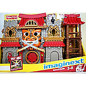 Imaginext Fisher Price Samurai Castle