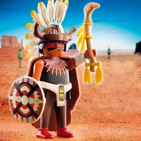 Playmobil 44 Medicine Man