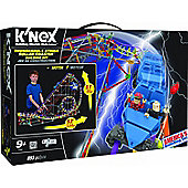 K'nex Thunderbolt Strike Roller Coaster Building Set - 51587