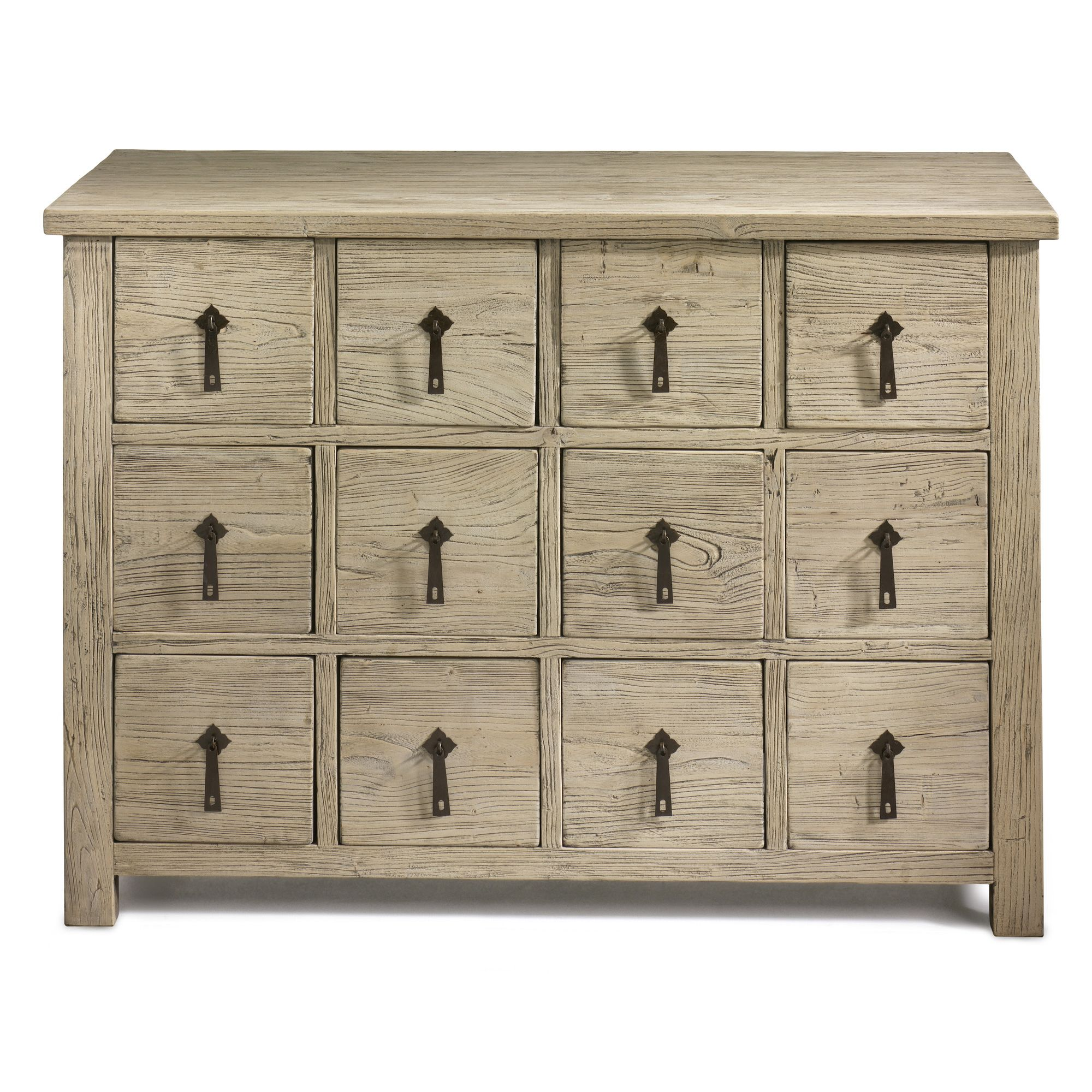 Shimu Chinese Country Furniture Twelve Drawer Chest at Tesco Direct