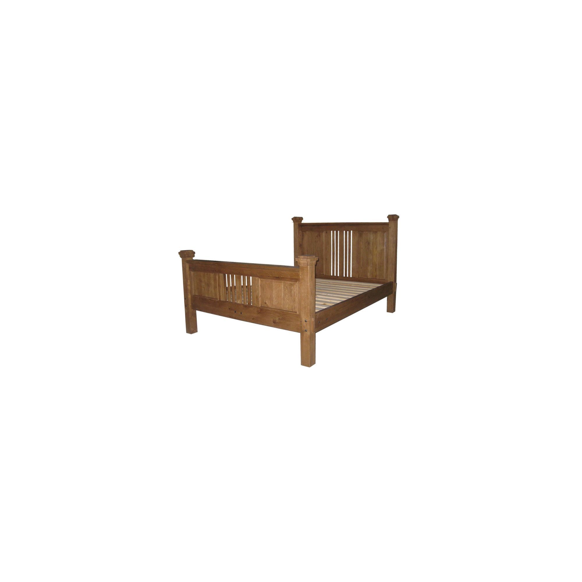 Wiseaction Riviera Bed Frame - Super King at Tesco Direct