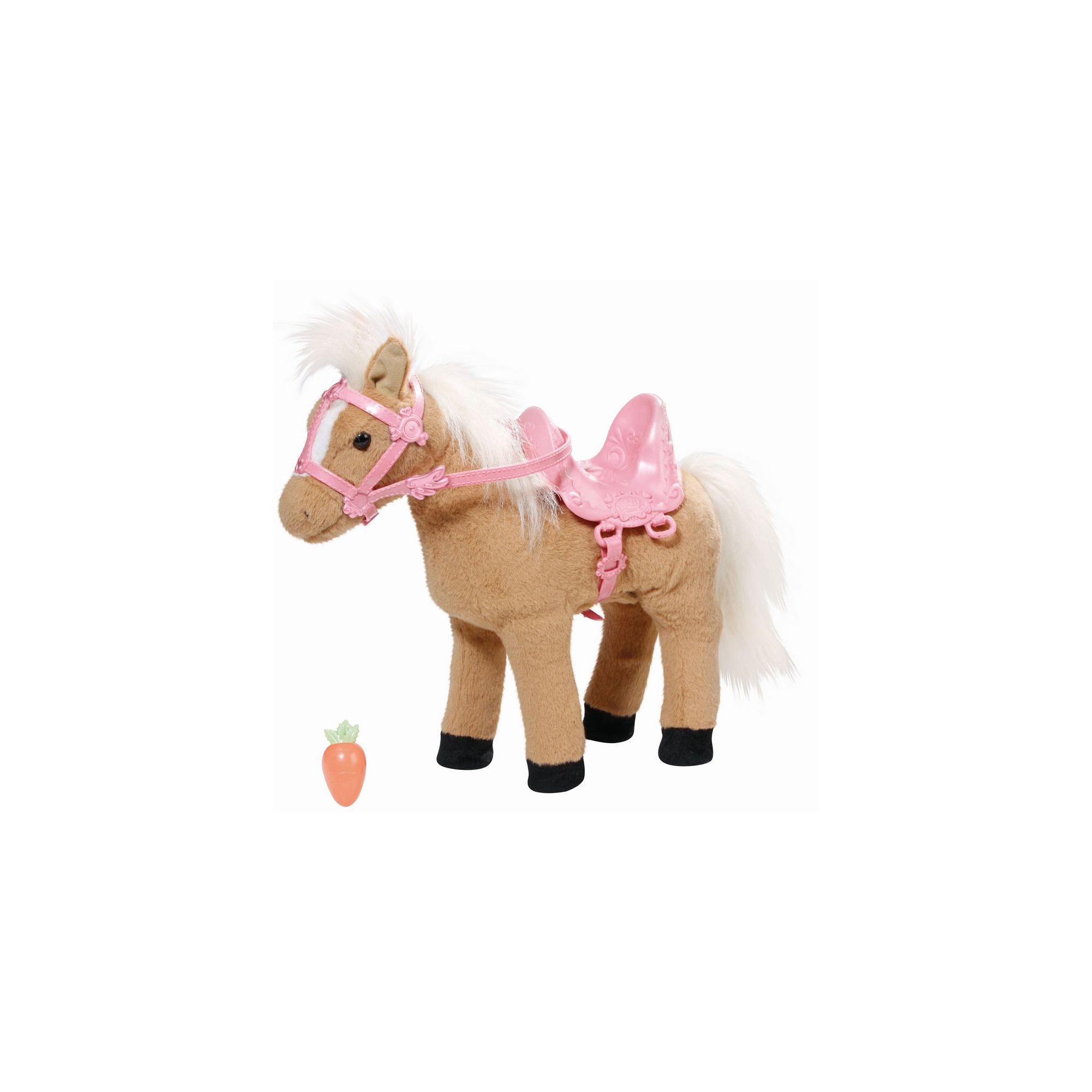 baby born interactive pony toys compare and save. Black Bedroom Furniture Sets. Home Design Ideas