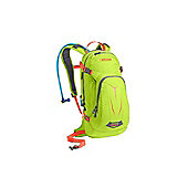2014 Camelbak 3.0 L MULE Hydration Pack Lime Punch