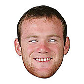 Wayne Rooney Fancy Dress Masquerade Mask