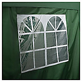 Tesco Polyester Gazebo Side Panels, Green 2.4x1.9m