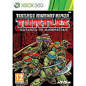 Teenage Mutant Ninja Turtles 2016 Xbox 360