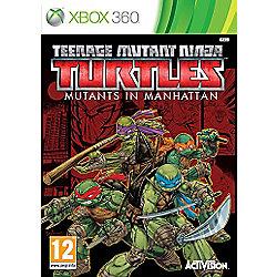 Teenage Mutant Ninja Turtles 2016 Xbox 360