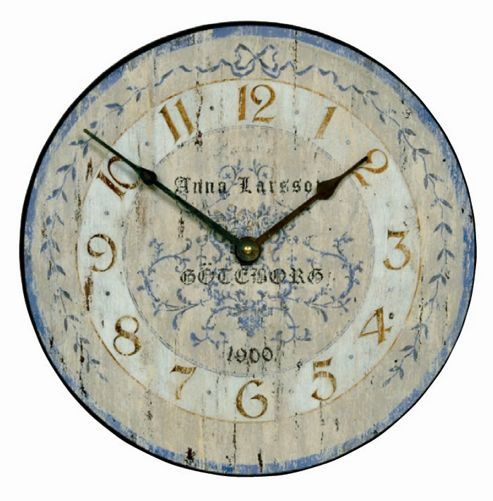 buy roger lascelles clocks anna larsson wall clock from. Black Bedroom Furniture Sets. Home Design Ideas