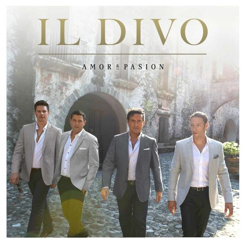 Buy il divo amor pasion from our cd range tesco for Il divo cd