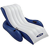 Intex Luxury Inflatable Swimming Pool Recliner Lounger