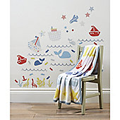 Mothercare Adventure Ahead Wall Stickers