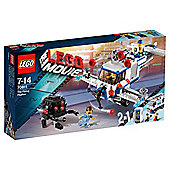 Exclusive: LEGO  Movie The Flying Flusher 70811