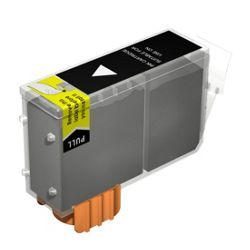 MoreInks Ink Cartridge To Replace BCI-3EBK - Black