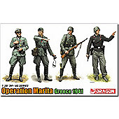 Dragon 6783 Operation Marita Greece 1941 1:35 Model Kit Figures
