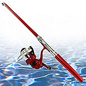Pocket Telescopic Fishing Rod