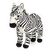 WWF Zebra Soft Toy - 30cm