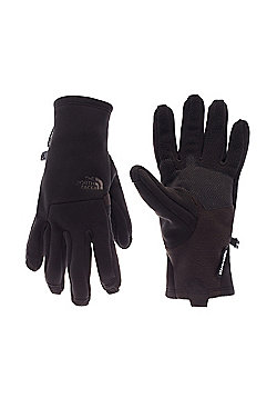 The North Face Mens Pamir Windstopper Etip Glove - Black