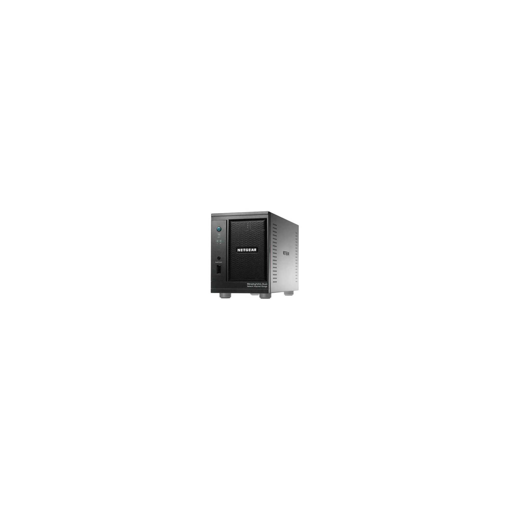 Netgear ReadyNAS Duo RND2210 (2x1000GB) Desktop Network Storage CBID:1471985 at Tescos Direct