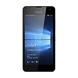 SIM Free - Microsoft Lumia 550 Black