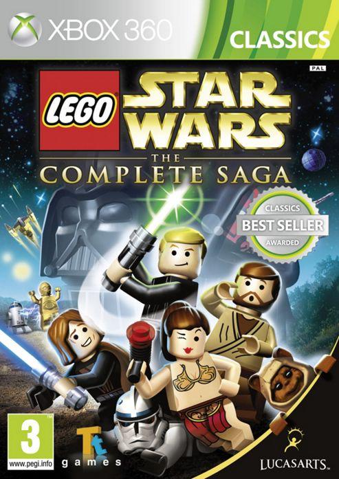 LEGO STAR WARS COMPLETE SAGA (X360)