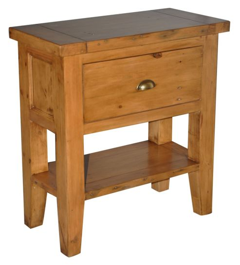 Wiseaction Capri 1 Drawer Console Table
