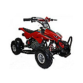 50cc Mini Off-Road Petrol Quad Bike Red