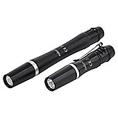 Rolson 2-piece Pen Torch Set