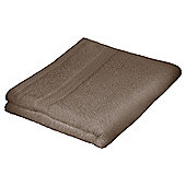 Tesco Pure Cotton Hand Towel Mocha