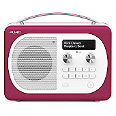 Pure Evoke D4 Mio Bluetooth DAB/FM Radio (Raspberry)