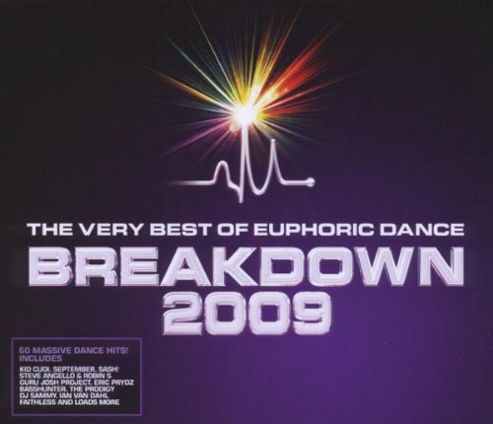 Ministry Of Sound: The Very Best Of Euphoric Dance Breakdown 2009 (3CD)