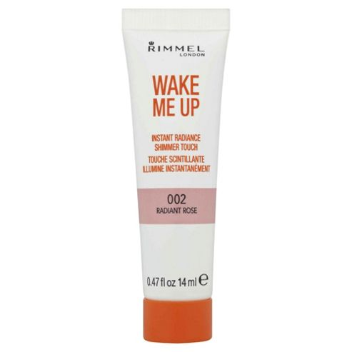 Rimmel London Wake Me Up 002 Radiant Rose 14ml