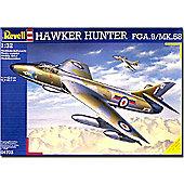 Revell Hawker Hunter Fga.9/Mk.58 1:32 Aircraft Model Kit - 04703