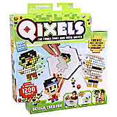 Qixels The Cubes That Join With Water Design Creator