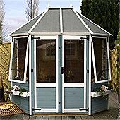 8ft x 6ft Octagonal Summerhouse